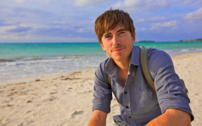 An Audience with Simon Reeve.