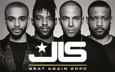 JLS to Beat Again!