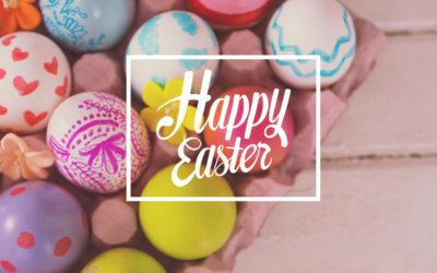 Easter in Lockdown